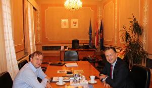 Direktor Jadrolinije u Gradu Zadru